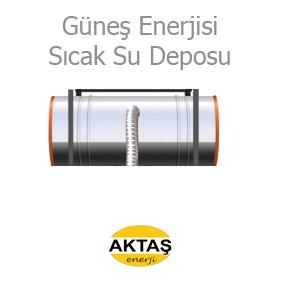 Güneş Enerjisi Sıak Su Deposu Adana