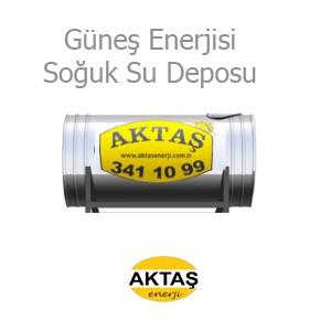 Güneş Enerjisi Soğuk Su Deposu Adana