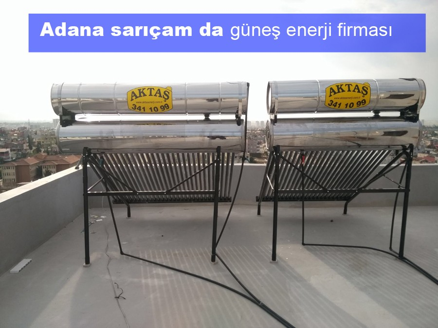 Adana sarıçam da güneş enerji firması