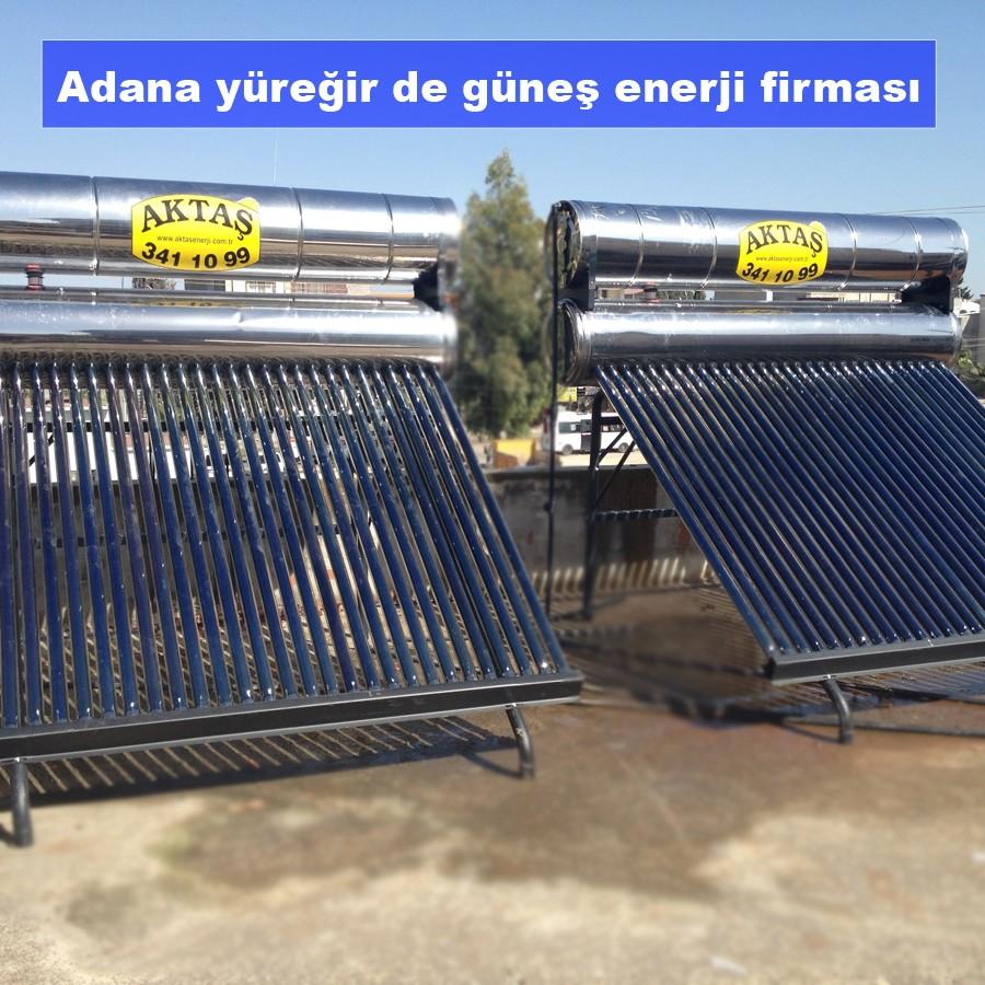 Adana yüreğir de güneş enerji firması