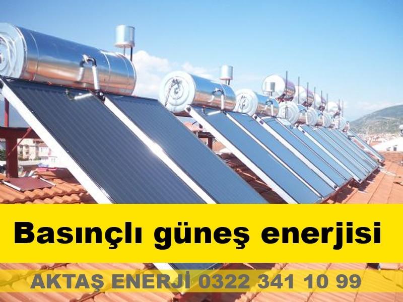 BASINÇLI-GÜNEŞ-ENERJİSİ