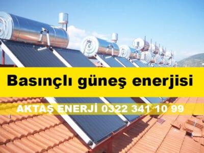 Read more about the article Basınçlı Güneş Enerjisi