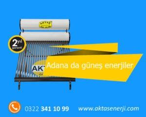 Adana da Güneş Enerjiler