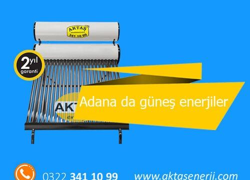 Adana da güneş enerjiler firması