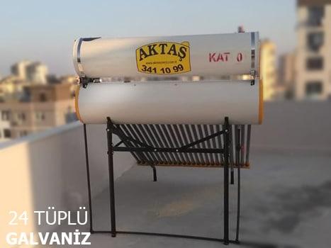 24 Lü Galvanizli Statik Boyalı Güneş Enerjiler Adana