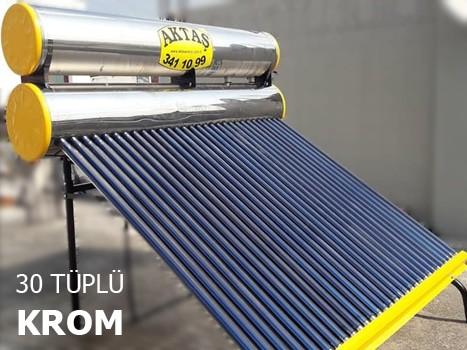 30 Lu Paslanmaz Krom Güneş Enerjisi Sistemleri Adana