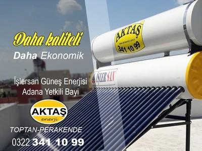 Cam Borulu Güneş Enerjisi Sistemleri Adana