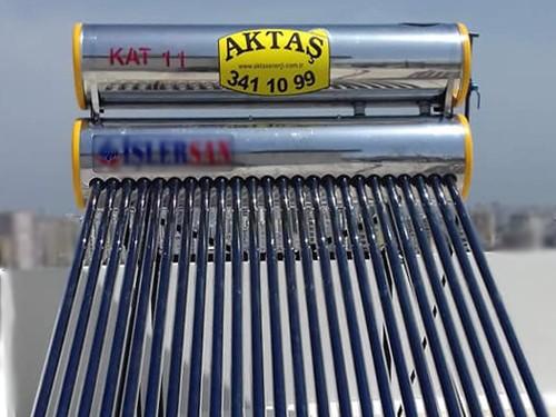 24 Tüplü Krom Enerji Sistemi Adana