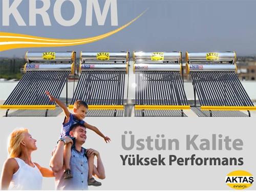 Adana da Paslanmaz Krom Güneş Enerjisi Sistemleri
