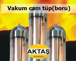 Güneş Enerjisi Cam Borusu (vakum tüp)